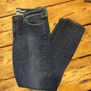 Old Navy Sweetheart jeans size 8 regular